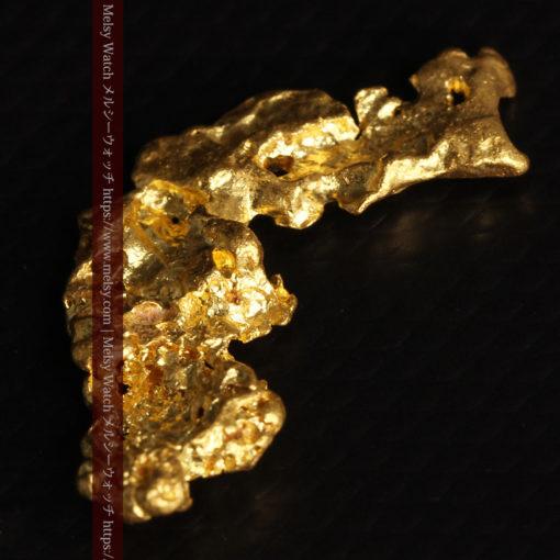 4.22gの細長いジュエリー向きの美しい自然金-G0445-10