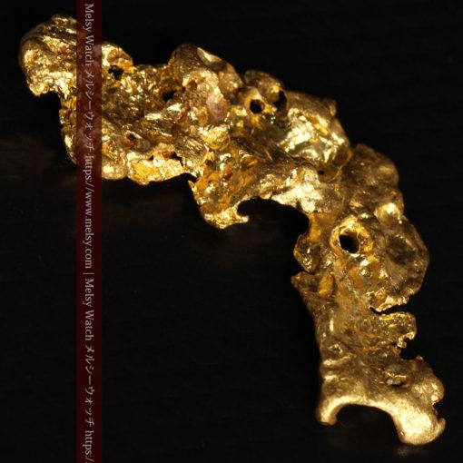 4.22gの細長いジュエリー向きの美しい自然金-G0445-11