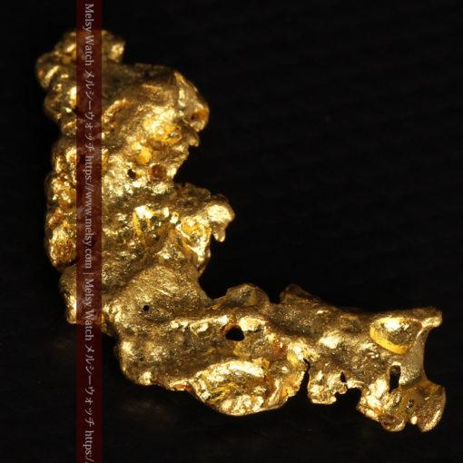 4.22gの細長いジュエリー向きの美しい自然金-G0445-13