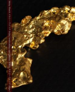 4.22gの細長いジュエリー向きの美しい自然金-G0445-14