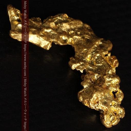 4.22gの細長いジュエリー向きの美しい自然金-G0445-15