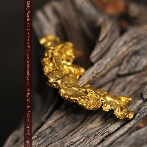4.22gの細長いジュエリー向きの美しい自然金-G0445-3