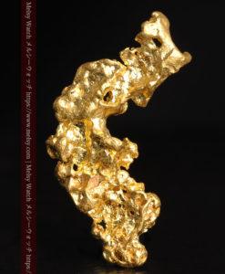 4.22gの細長いジュエリー向きの美しい自然金-G0445-5