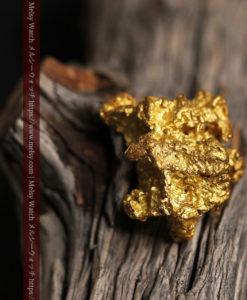 27.33gの立体感と貫禄のある大粒の自然金-G0446-1