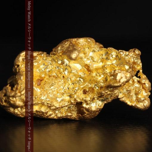 27.33gの立体感と貫禄のある大粒の自然金-G0446-10