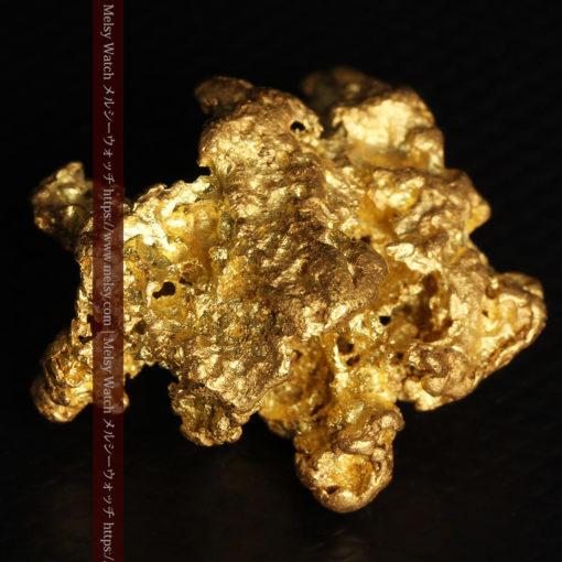 27.33gの立体感と貫禄のある大粒の自然金-G0446-11