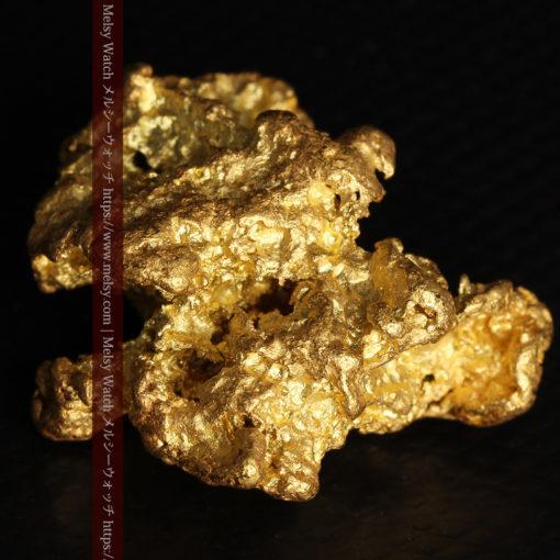 27.33gの立体感と貫禄のある大粒の自然金-G0446-12