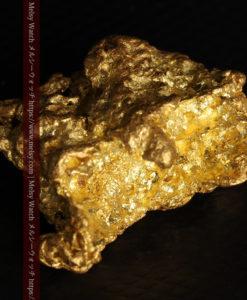 27.33gの立体感と貫禄のある大粒の自然金-G0446-13