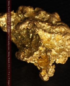 27.33gの立体感と貫禄のある大粒の自然金-G0446-14