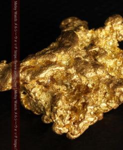 27.33gの立体感と貫禄のある大粒の自然金-G0446-15