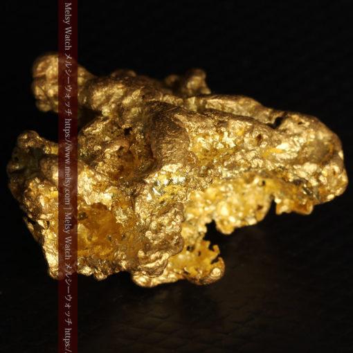 27.33gの立体感と貫禄のある大粒の自然金-G0446-17