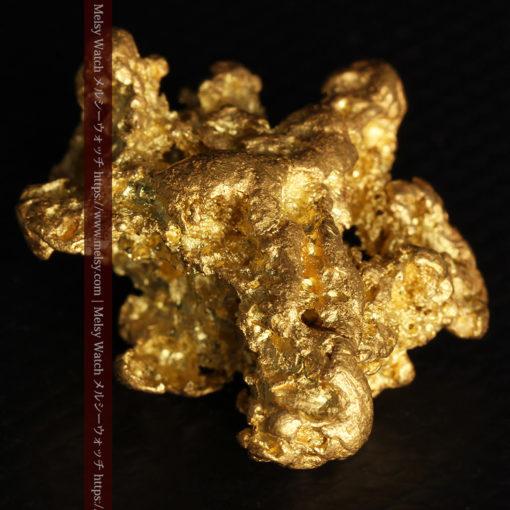 27.33gの立体感と貫禄のある大粒の自然金-G0446-18