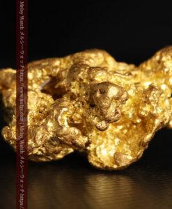 27.33gの立体感と貫禄のある大粒の自然金-G0446-9