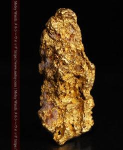 8.19gの複雑で多彩な表面の縦長の自然金-G0447-6