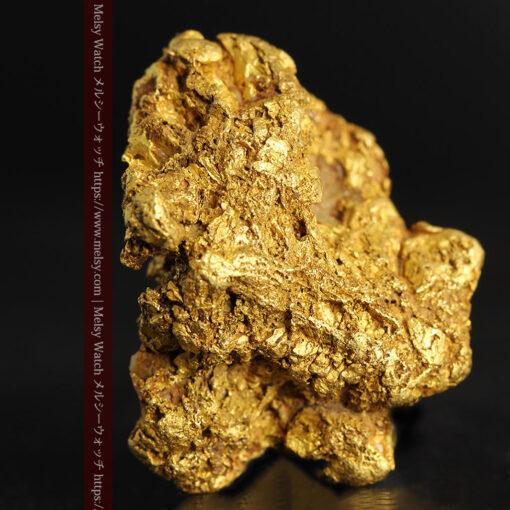 11.07gの野趣に溢れる大粒の自然金-G0464-1