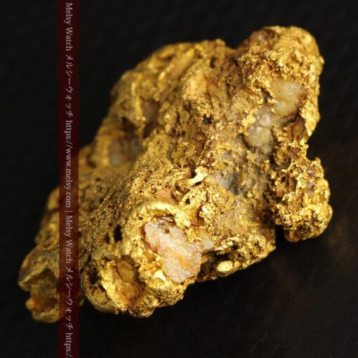 11.07gの野趣に溢れる大粒の自然金-G0464-10