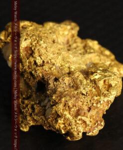 11.07gの野趣に溢れる大粒の自然金-G0464-11