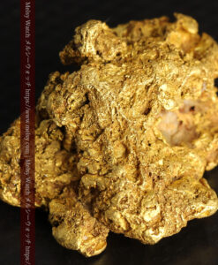 11.07gの野趣に溢れる大粒の自然金-G0464-12