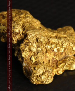 11.07gの野趣に溢れる大粒の自然金-G0464-15