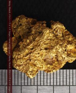 11.07gの野趣に溢れる大粒の自然金-G0464-16