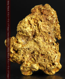 11.07gの野趣に溢れる大粒の自然金-G0464-2