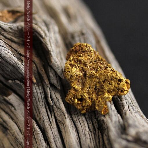 11.07gの野趣に溢れる大粒の自然金-G0464-5