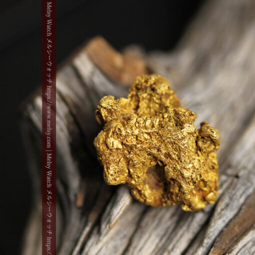 11.07gの野趣に溢れる大粒の自然金-G0464-6