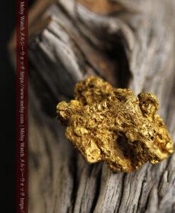 11.07gの野趣に溢れる大粒の自然金-G0464-7