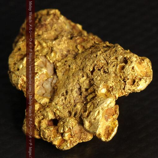 11.07gの野趣に溢れる大粒の自然金-G0464-9
