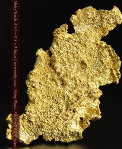 5.0gの非常に珍しい大きなサイズの薄片金・自然金-G0471-2