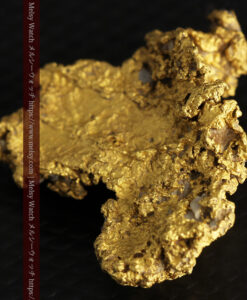 11.1gの海岸のカメノテのような石英を含んだ自然金-G0477-11