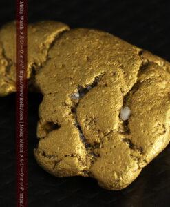 12.71gの濃淡な色合いでしっかりと詰まった自然金-G0479-8
