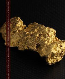 97.3gと超大型の色と形の美しい自然金-g0239-16