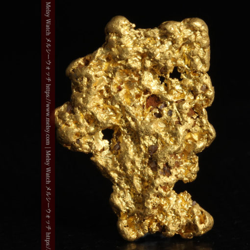 5.51gの戴冠した女王の横顔のような自然金-G0242-1