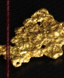 5.51gの戴冠した女王の横顔のような自然金-G0242-11