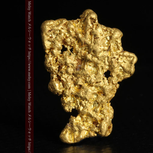 5.51gの戴冠した女王の横顔のような自然金-G0242-2