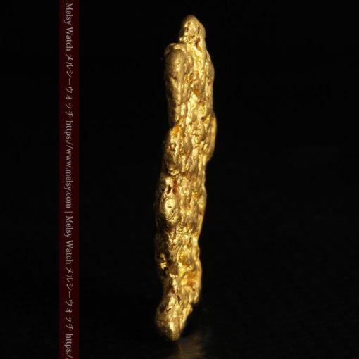 5.51gの戴冠した女王の横顔のような自然金-G0242-3