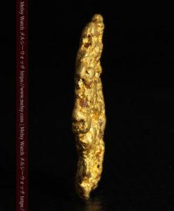 5.51gの戴冠した女王の横顔のような自然金-G0242-4