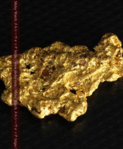 5.51gの戴冠した女王の横顔のような自然金-G0242-5