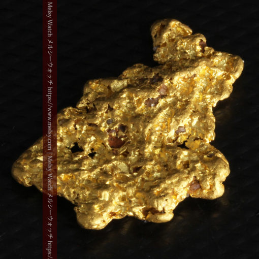 5.51gの戴冠した女王の横顔のような自然金-G0242-6