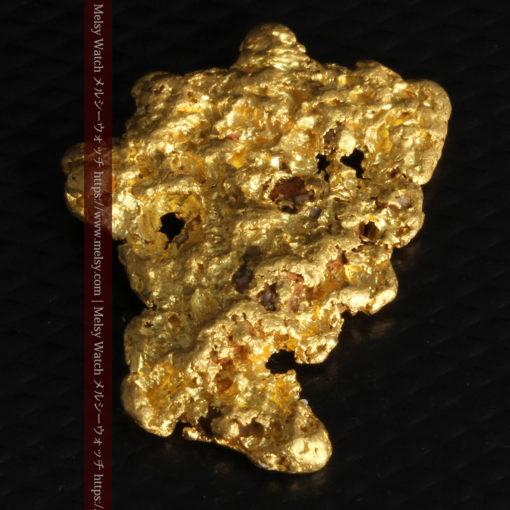 5.51gの戴冠した女王の横顔のような自然金-G0242-8