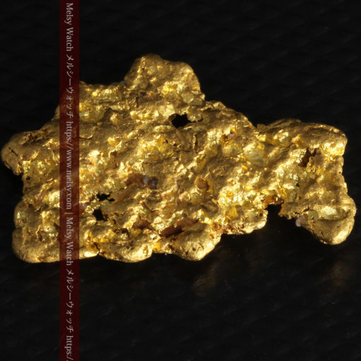 5.51gの戴冠した女王の横顔のような自然金-G0242-9