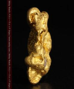 9.89gの自然金らしい丸みと厚みのある自然金-G0243-4