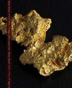 14.4gの縦長のとても面の大きな自然金-g0247-11