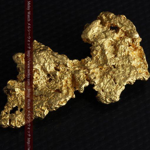 14.4gの縦長のとても面の大きな自然金-g0247-12