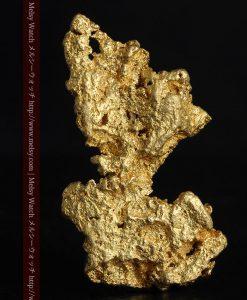 14.4gの縦長のとても面の大きな自然金-g0247-2