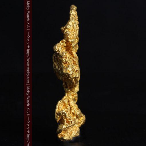 14.4gの縦長のとても面の大きな自然金-g0247-4