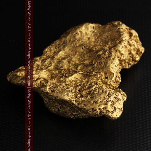 300g超えの博物館級の超大型自然金-g0250-14