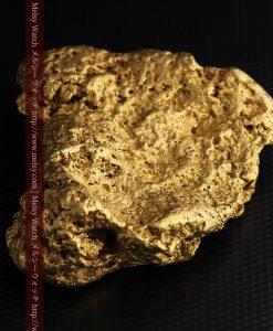 300g超えの博物館級の超大型自然金-g0250-20