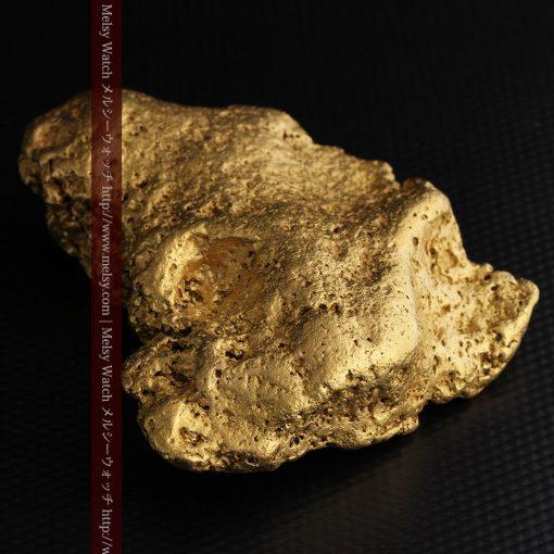 300g超えの博物館級の超大型自然金-g0250-30